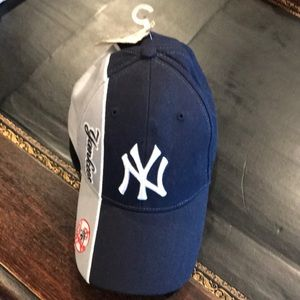 Yankees Baseball Hat nwt